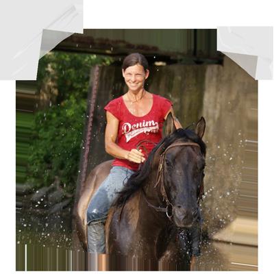 Horsility Austria Andrea Stiel Horsemanship Westernreiten
